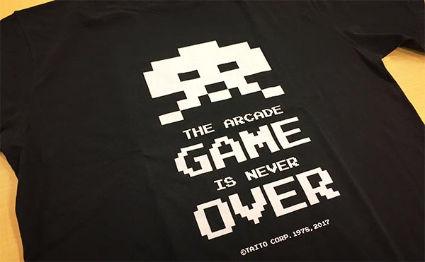 NEVER OVER Tシャツ(2色)